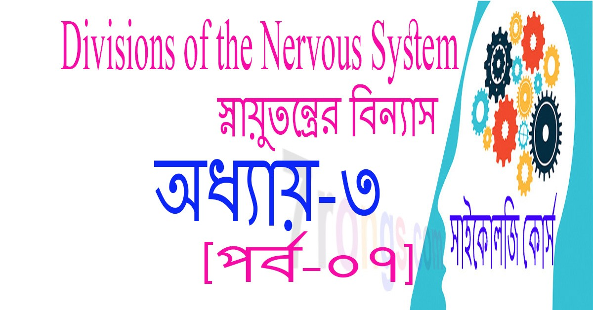 nervous system. 7rong